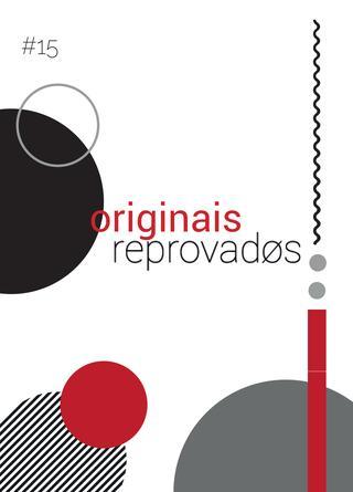 Capa da Originais Reprovados #15